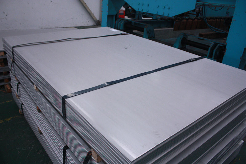 NO.1 Hot Rolled Stainless Steel Plate 430 For Windows / Doors